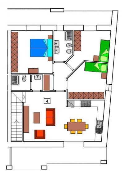 Vai alla scheda: Appartamento Vendita - Certaldo (FI) - Rif. 8752