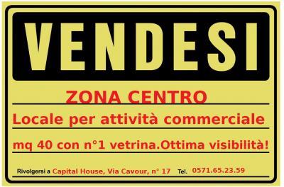 Vai alla scheda: Locale Commerciale Vendita - Certaldo (FI) - Rif. 8756
