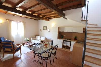 Vai alla scheda: Appartamento Affitto - San Gimignano (SI) - Rif. 8204