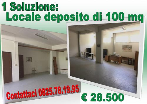 Vai alla scheda: Locale Commerciale Vendita - Avellino (AV)   Contrada San Tommaso - Rif. 123091