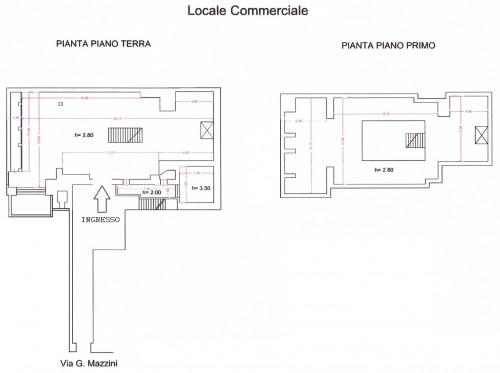 Vai alla scheda: Locale Commerciale Affitto - Caserta (CE) | Centro - Rif. 2900VM