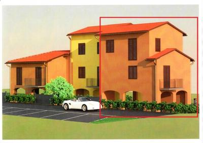 Vai alla scheda: Appartamento Vendita - Certaldo (FI) - Rif. 8621