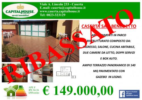 Vai alla scheda: Appartamento Vendita - Caserta (CE)   San Benedetto - Rif. 149G