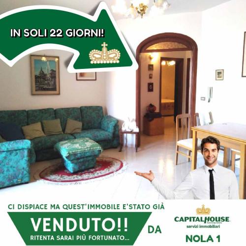 Vai alla scheda: Appartamento Vendita - Nola (NA) - Rif. 192682