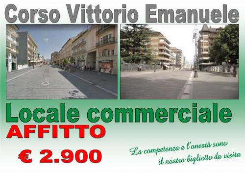 Vai alla scheda: Locale Commerciale Affitto - Avellino (AV) - Rif. Locale commerciale  11