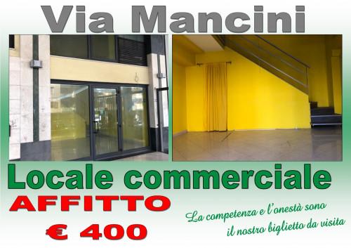 Vai alla scheda: Locale Commerciale Affitto - Avellino (AV) - Rif. Commerciale Via Mancini