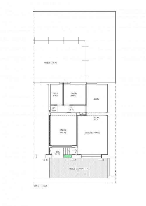 Vai alla scheda: Appartamento Vendita - Certaldo (FI) - Rif. 8858