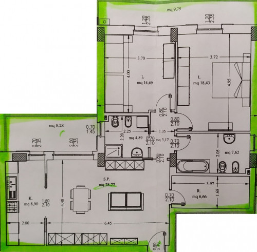 Vai alla scheda: Appartamento Vendita - Avellino (AV) - Rif. 257