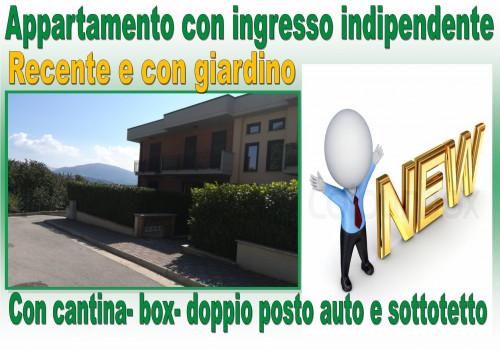 Vai alla scheda: Appartamento Vendita - Avellino (AV) - Rif. App.to con giardino
