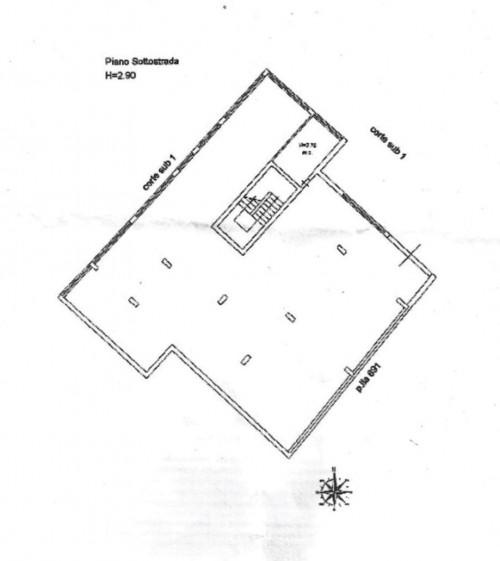 Vai alla scheda: Locale Commerciale Affitto - Carbonara di Nola (NA) - Rif. 190580