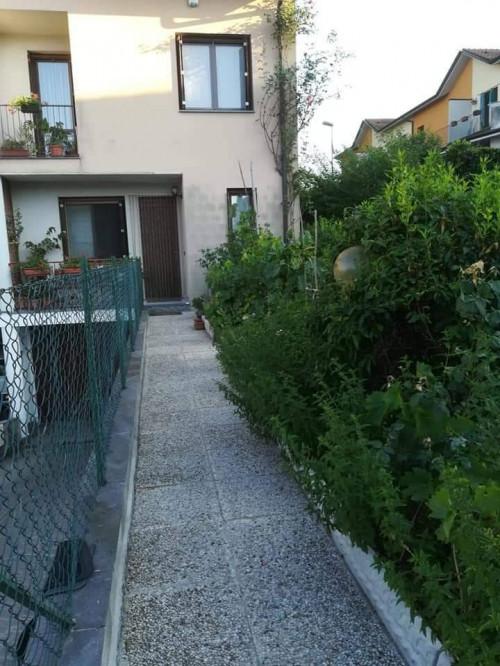 Vai alla scheda: Villa a schiera Vendita - Olgiate Comasco (CO) - Rif. AD-5