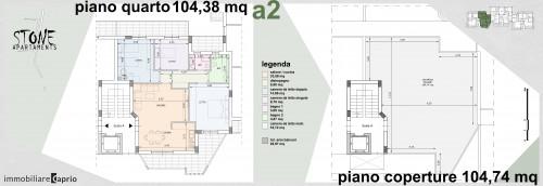 Vai alla scheda: Appartamento Vendita - Marigliano (NA) - Rif. 192932