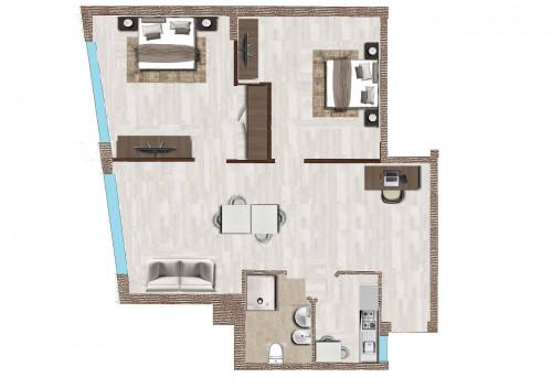 Vai alla scheda: Appartamento Vendita - Caserta (CE) | San Benedetto - Rif. 73SA