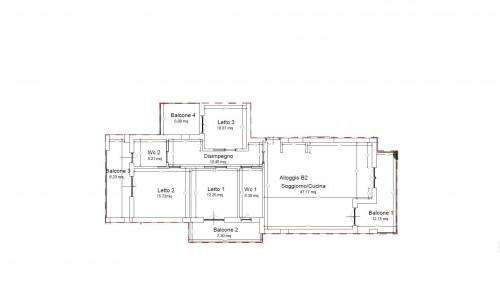 Vai alla scheda: Appartamento Vendita - Pomigliano d'Arco (NA) - Rif. 124