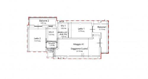 Vai alla scheda: Appartamento Vendita - Pomigliano d'Arco (NA) - Rif. 123