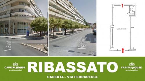 Vai alla scheda: Locale Commerciale Vendita - Caserta (CE) | Caserta Ferrarecce - Rif. 110LC