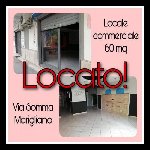 Vai alla scheda: Locale Commerciale Affitto - Marigliano (NA)   Miuli - Rif. 192740