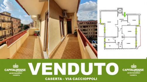 Vai alla scheda: Appartamento Vendita - Caserta (CE) | Caserta Ferrarecce - Rif. 185VC