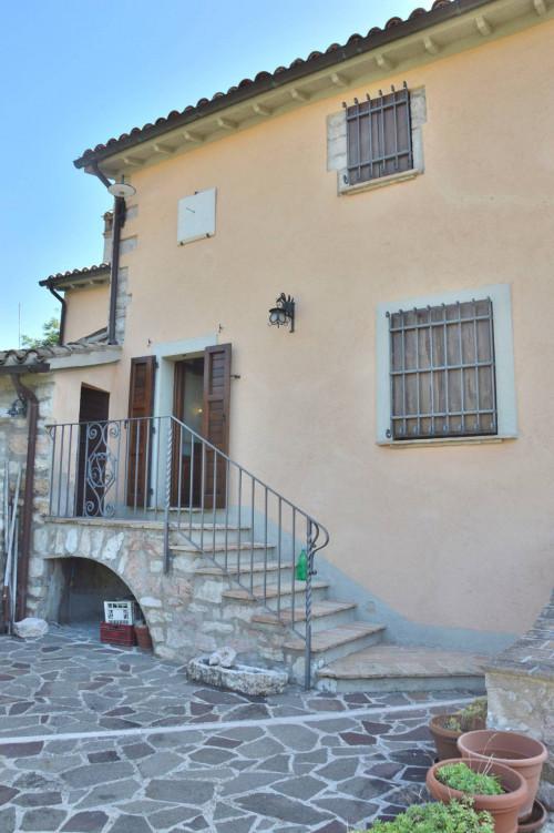 Vai alla scheda: Casa Semindipendente Vendita Cerreto di Spoleto