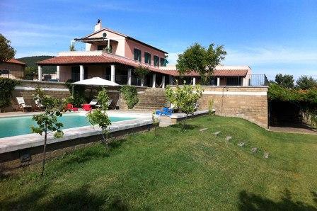Villa in affitto a Capalbio, 13 locali, zona Località: PesciaFiorentina, prezzo € 6.000 | Cambio Casa.it