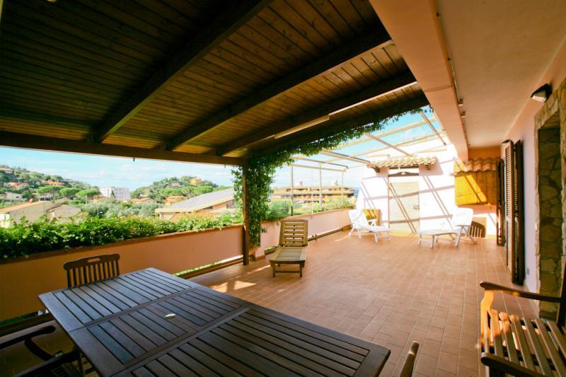 Attico / Mansarda in affitto a Monte Argentario, 3 locali, zona Località: PortoS.oStefano, prezzo € 2.000 | Cambio Casa.it