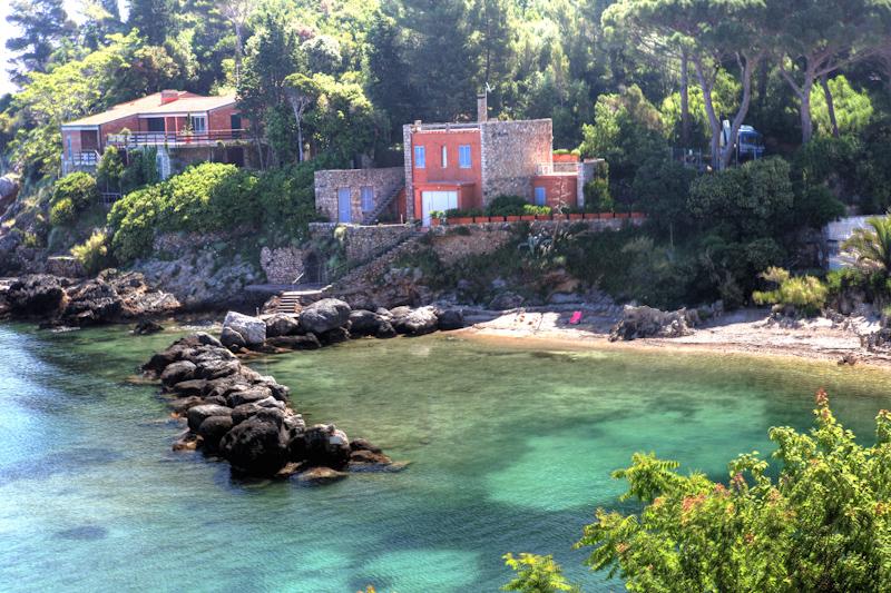 Villa in affitto a Monte Argentario, 8 locali, zona Località: PortoS.oStefano, prezzo € 14.000 | Cambio Casa.it