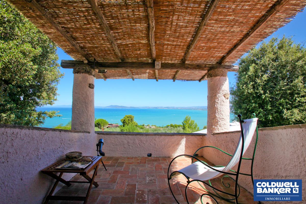 Villa in affitto a Monte Argentario, 6 locali, zona Località: PortoS.oStefano, prezzo € 9.000 | Cambio Casa.it