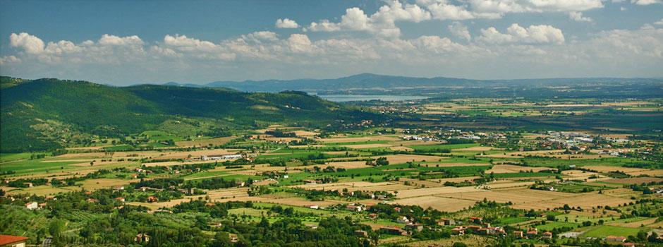 Terreno Edificabile Residenziale in vendita a Cortona, 9999 locali, zona Zona: Montecchio, prezzo € 40.000 | Cambio Casa.it