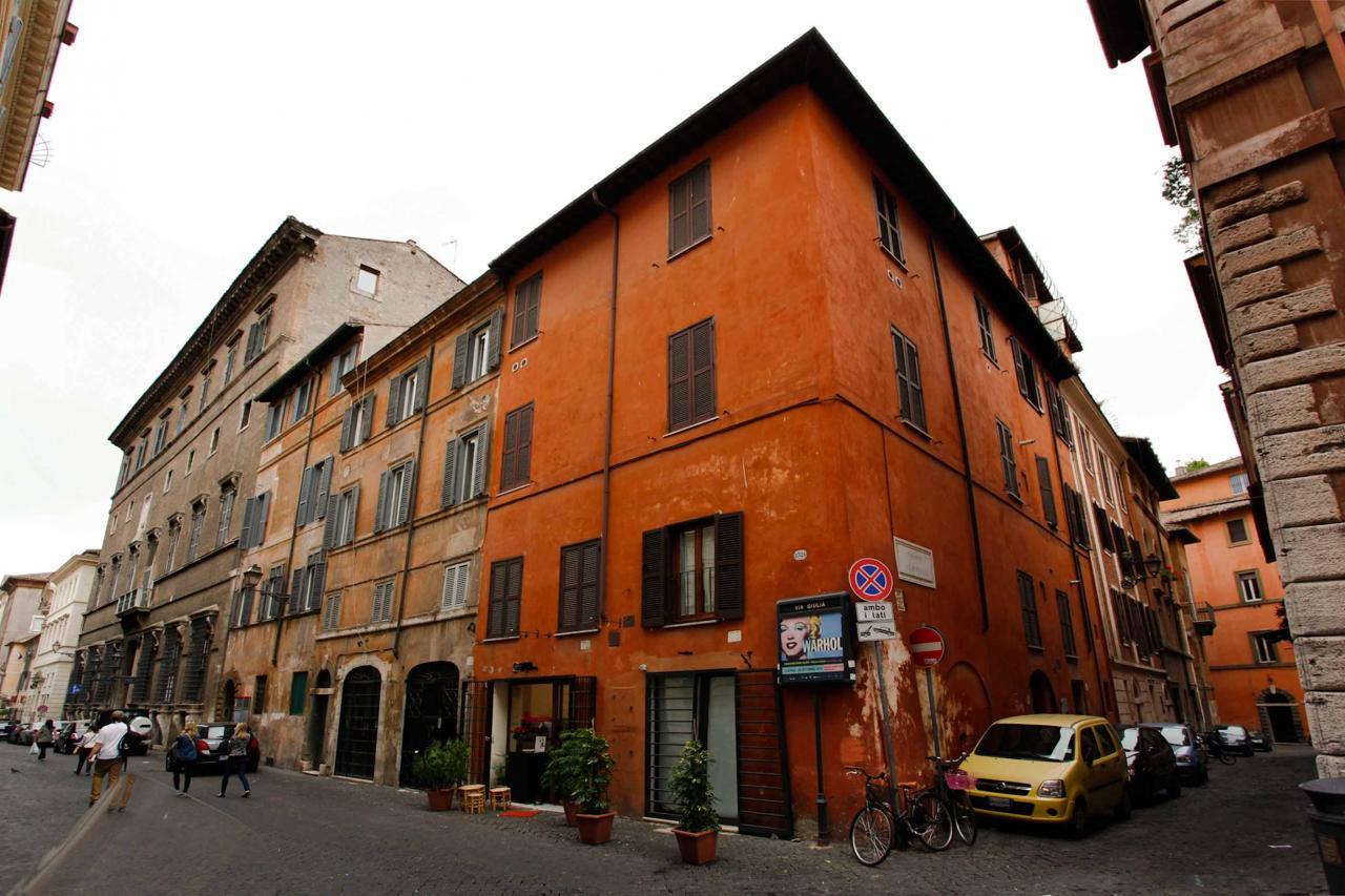 Cbi072 ex287 appartamento in vendita a roma centro for Vendita appartamenti centro storico roma