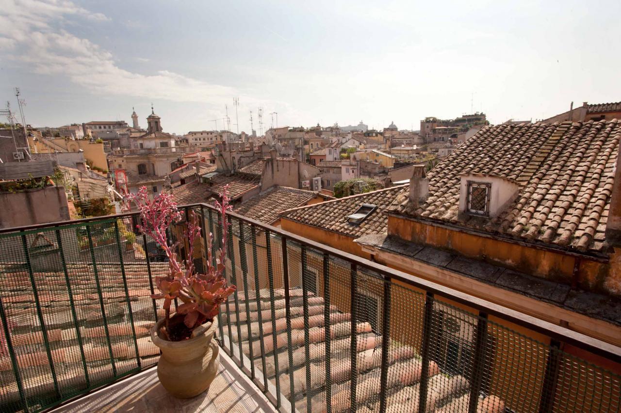 Cbi038 143 3527 attico in vendita a roma centro for Vendita appartamenti centro storico roma