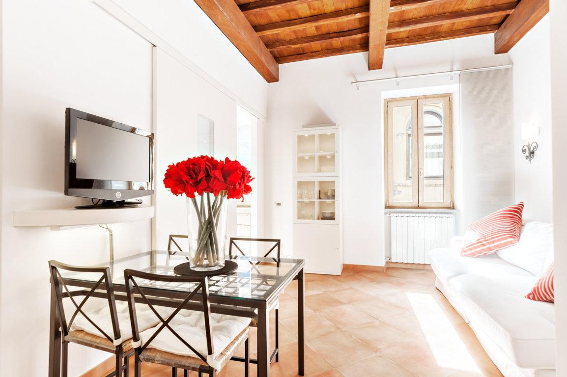 Cbi072 ex402 appartamento in affitto a roma centro for Appartamento affitto arredato roma