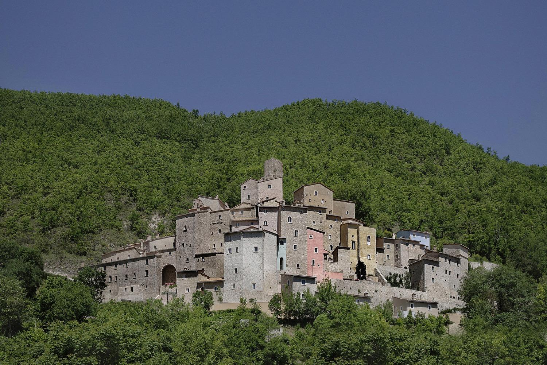 Bilocale Sellano Località Postignano 9
