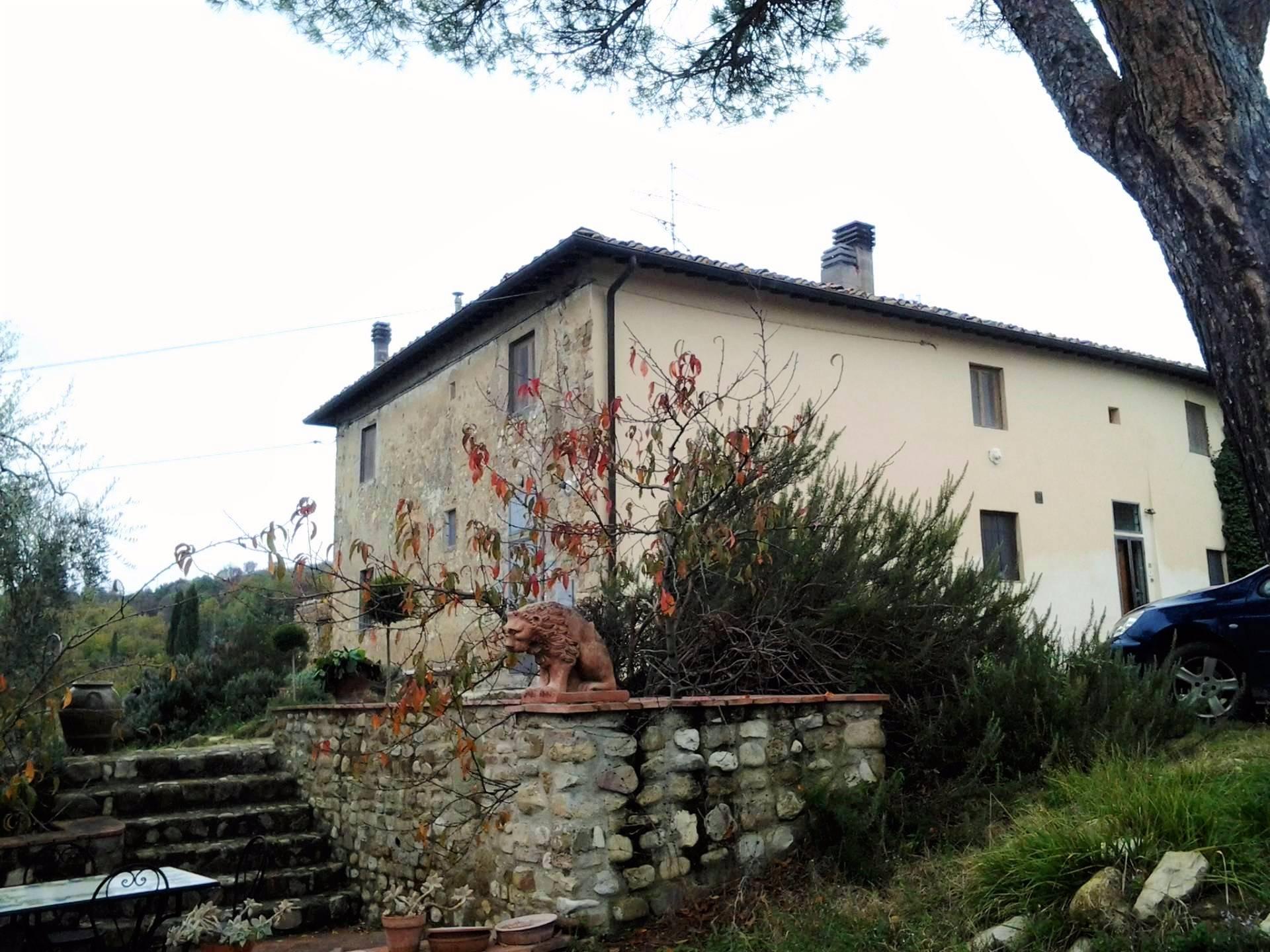 Rustico / Casale in vendita a San Casciano in Val di Pesa, 15 locali, prezzo € 685.000   Cambio Casa.it