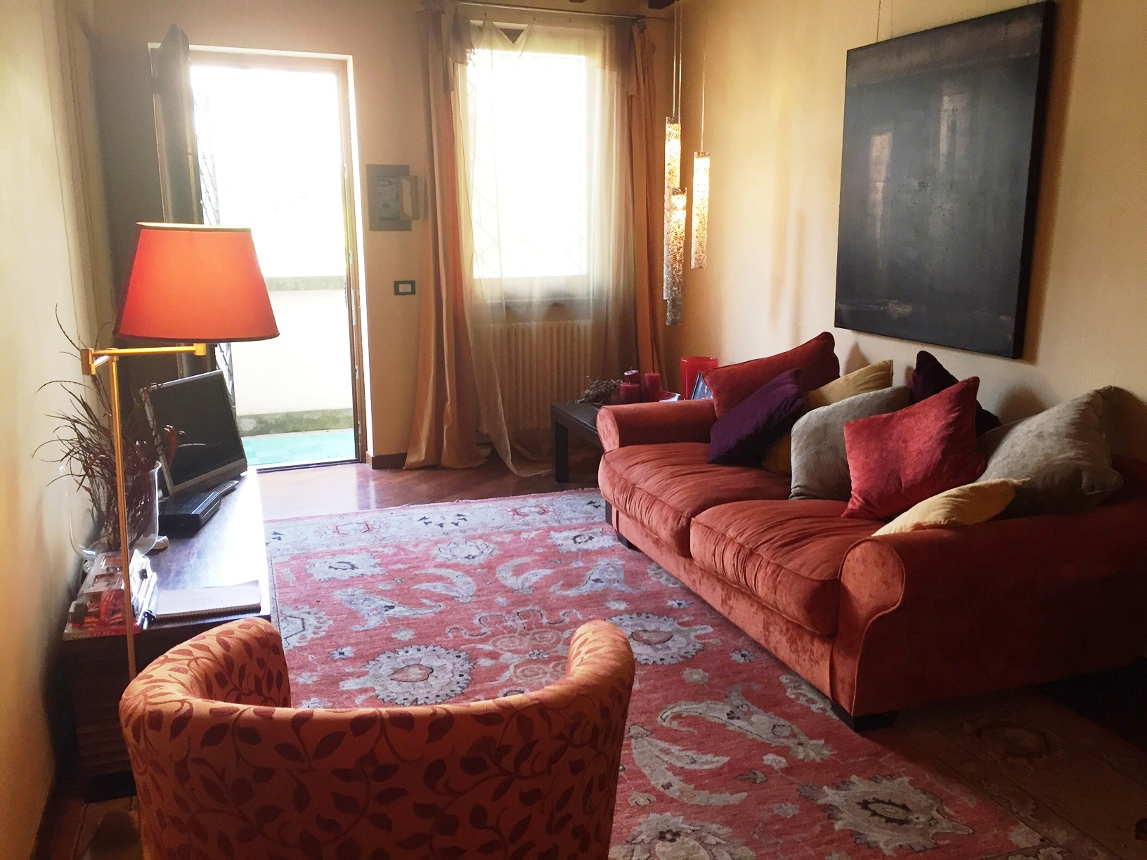 Bilocale Viterbo Via Valle Piatta 4