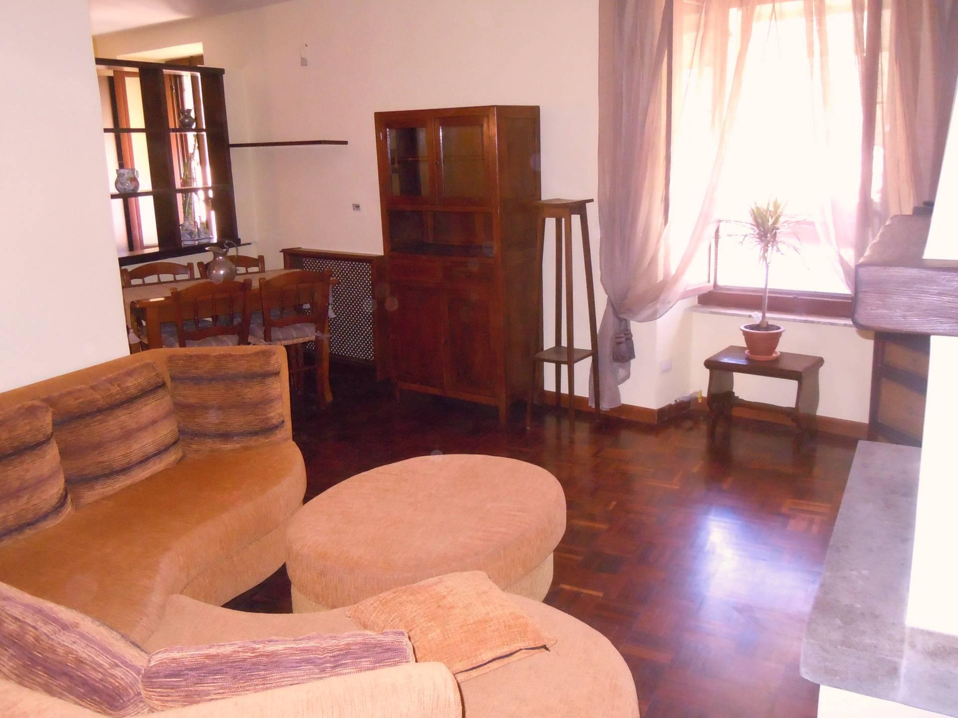 Bilocale Viterbo Via San Pellegrino 6
