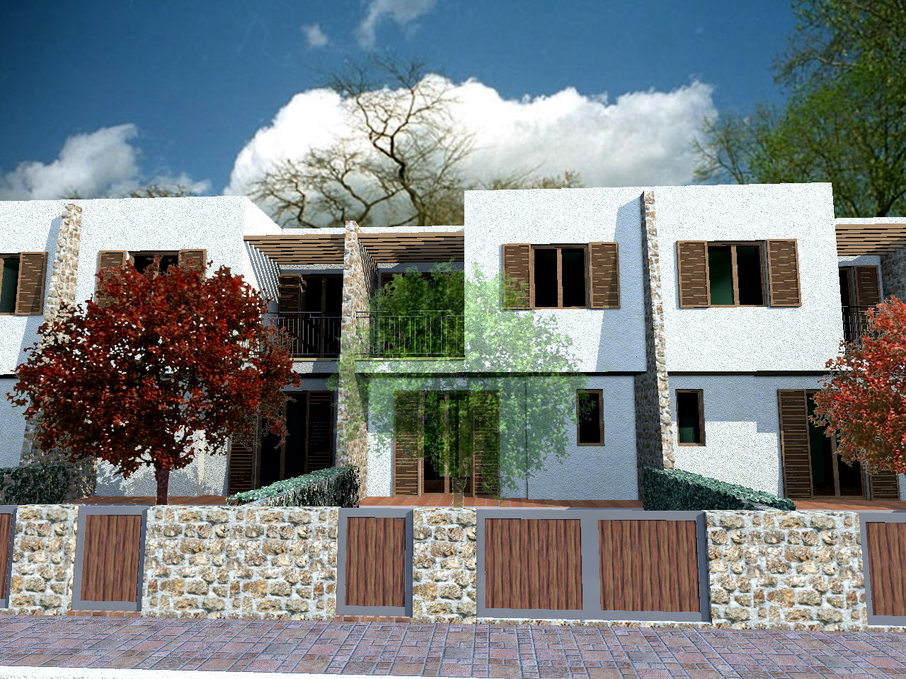 Villa a Schiera in Vendita a Carovigno