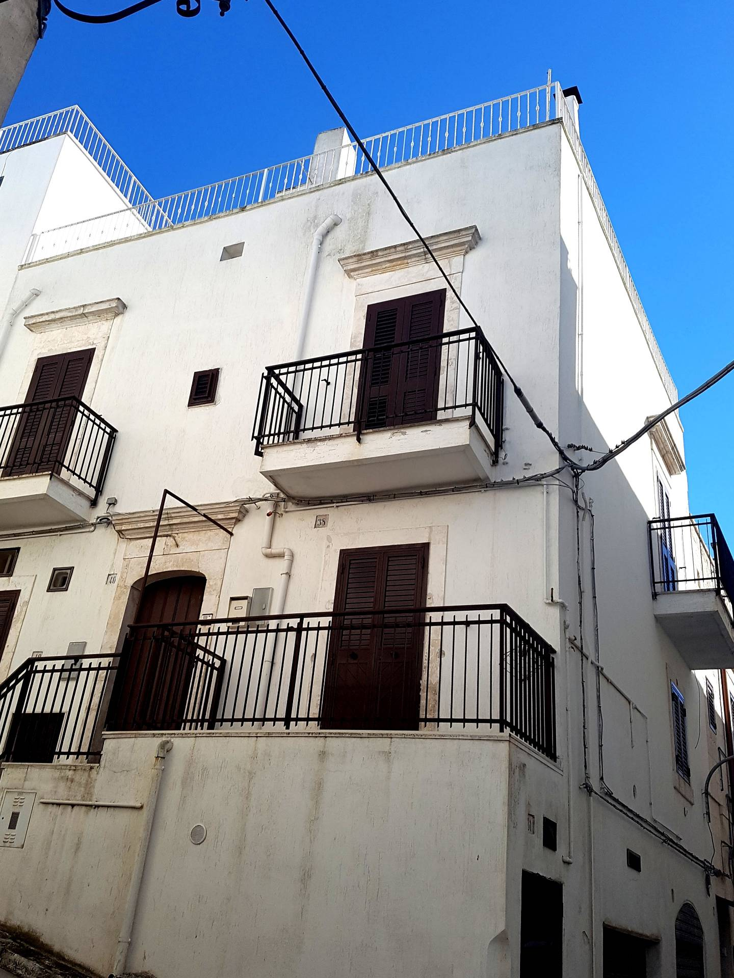 Soluzione Indipendente in vendita a Ostuni, 5 locali, Trattative riservate | Cambio Casa.it