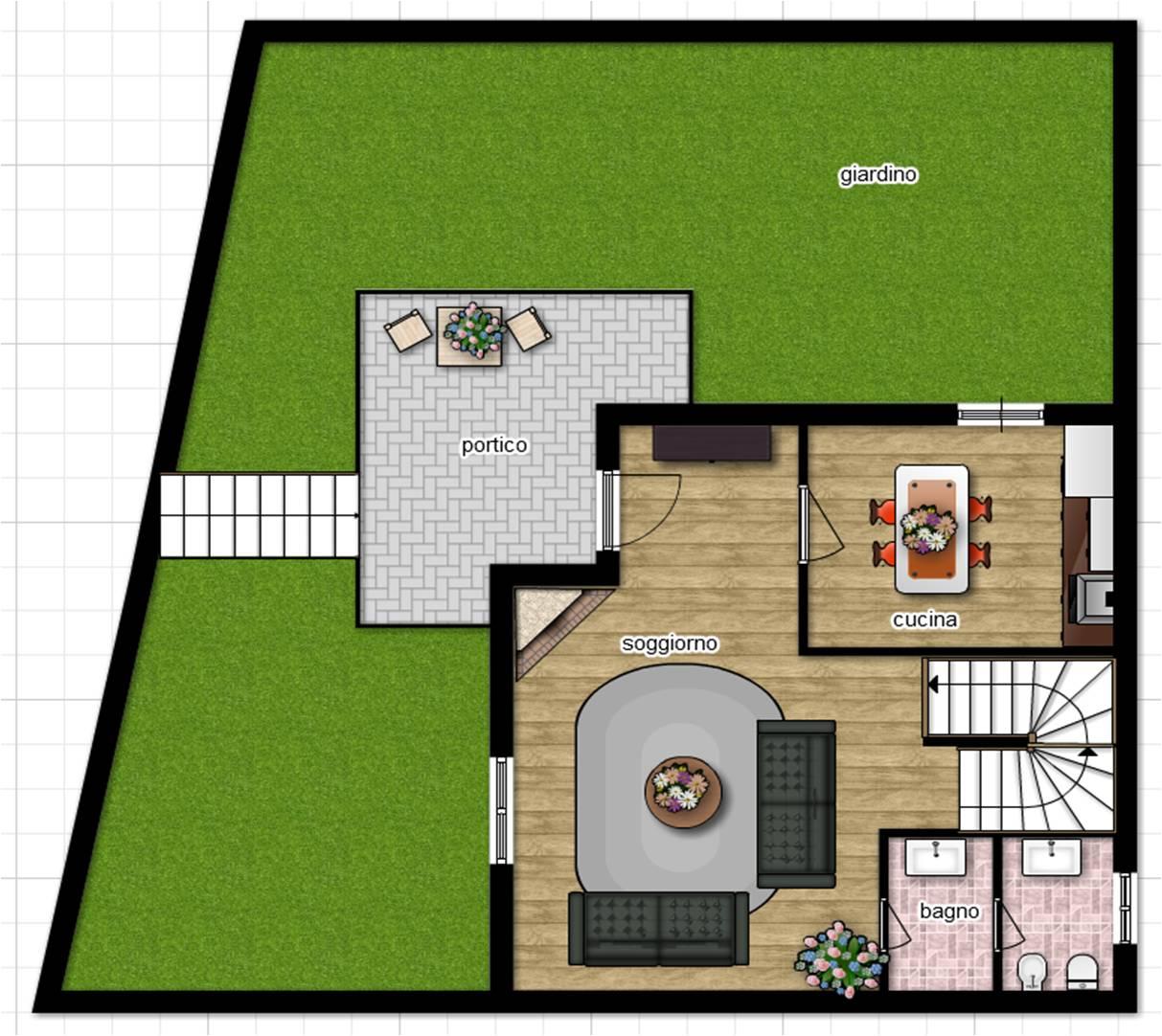 Villa in vendita a Viterbo, 5 locali, zona Località: SanMartinoalCimino, prezzo € 280.000 | Cambio Casa.it