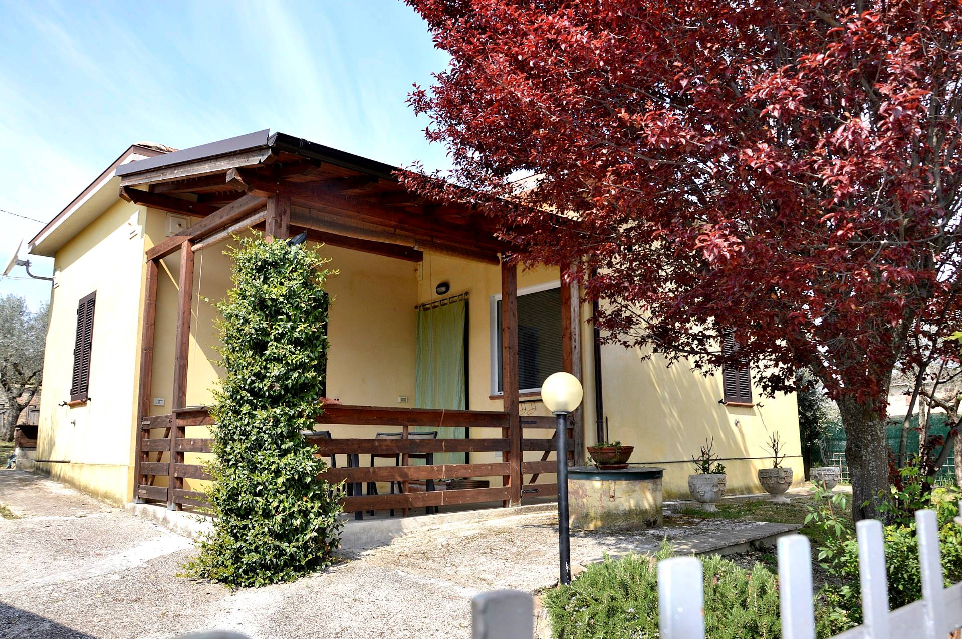 Villa in vendita a Montefalco, 3 locali, prezzo € 95.000 | Cambio Casa.it