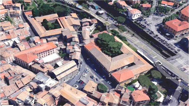 Bilocale Viterbo Largo Vittorio Colonna 9