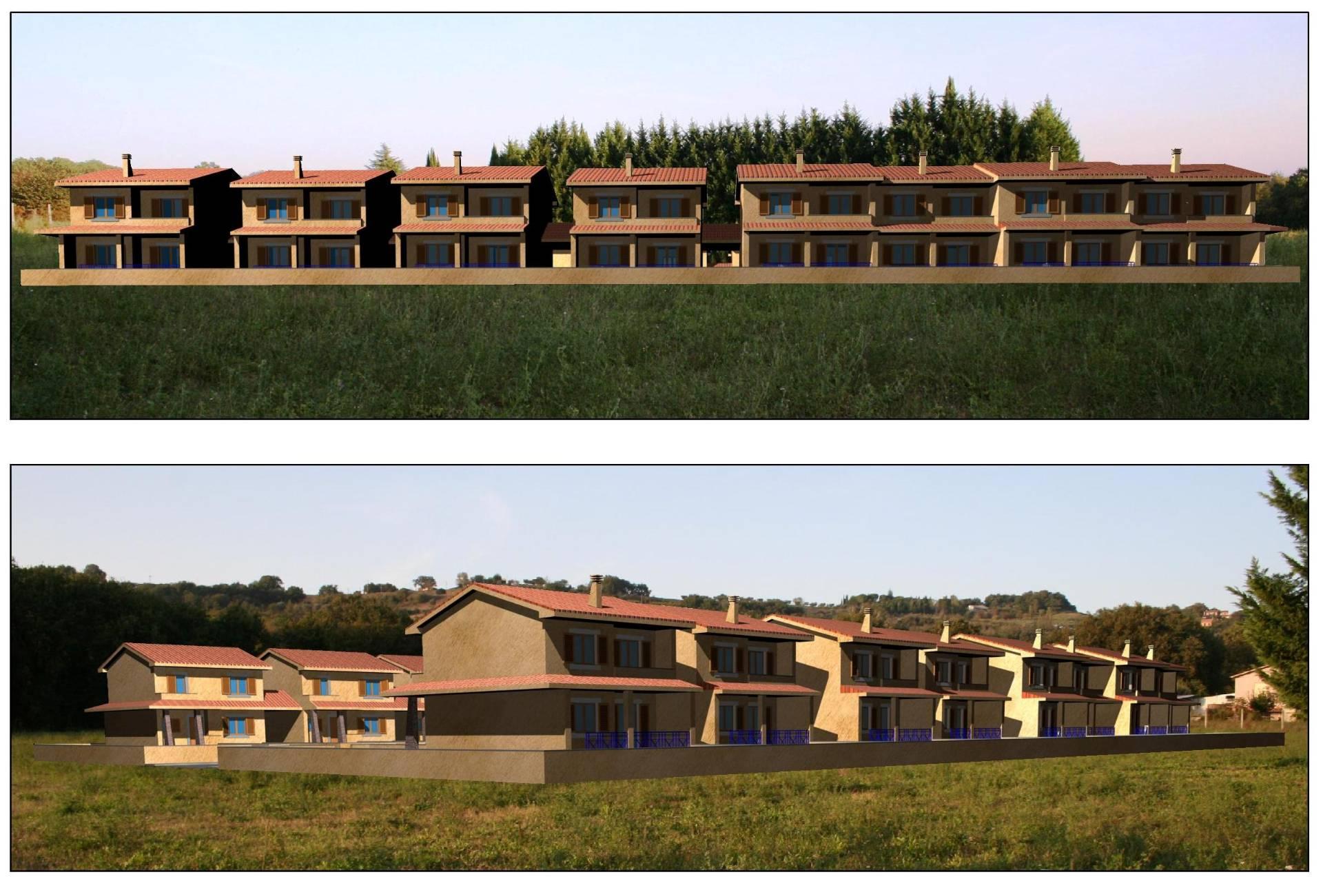 Villa a Schiera in Vendita a Orte