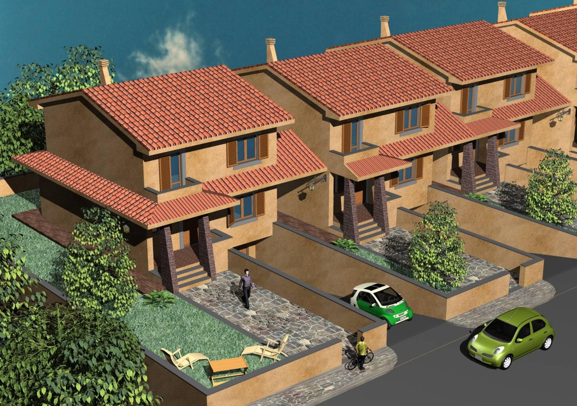 Villa in Vendita a Orte