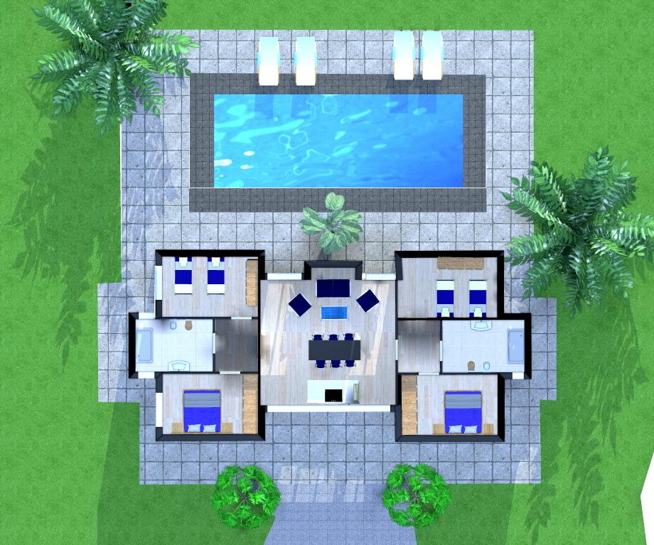 Villa in vendita a Carovigno, 4 locali, zona Località: S.aSabina, prezzo € 370.000 | Cambio Casa.it