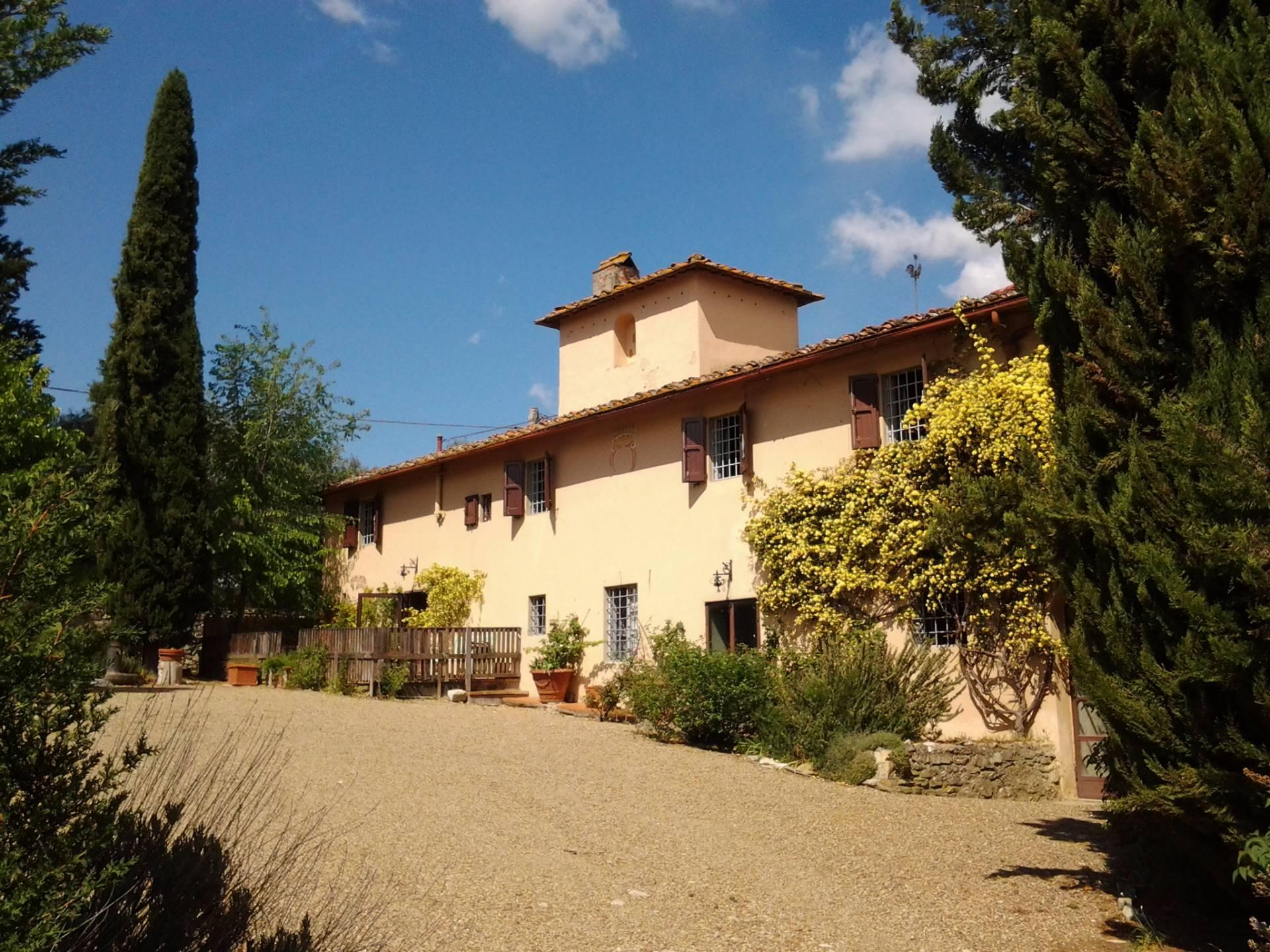 Villa in vendita a Rignano sull'Arno, 18 locali, prezzo € 990.000   Cambio Casa.it