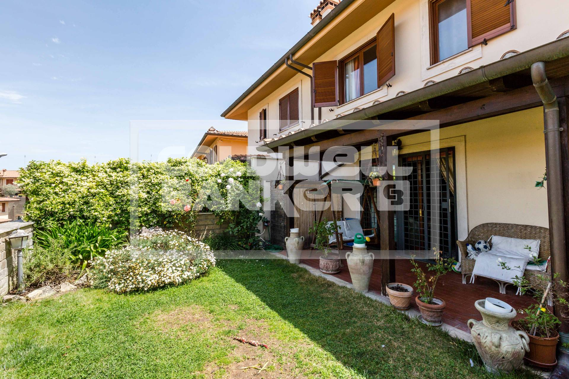 Cbi038 306 33426 villa singola in vendita a roma for Affitto uffici roma boccea