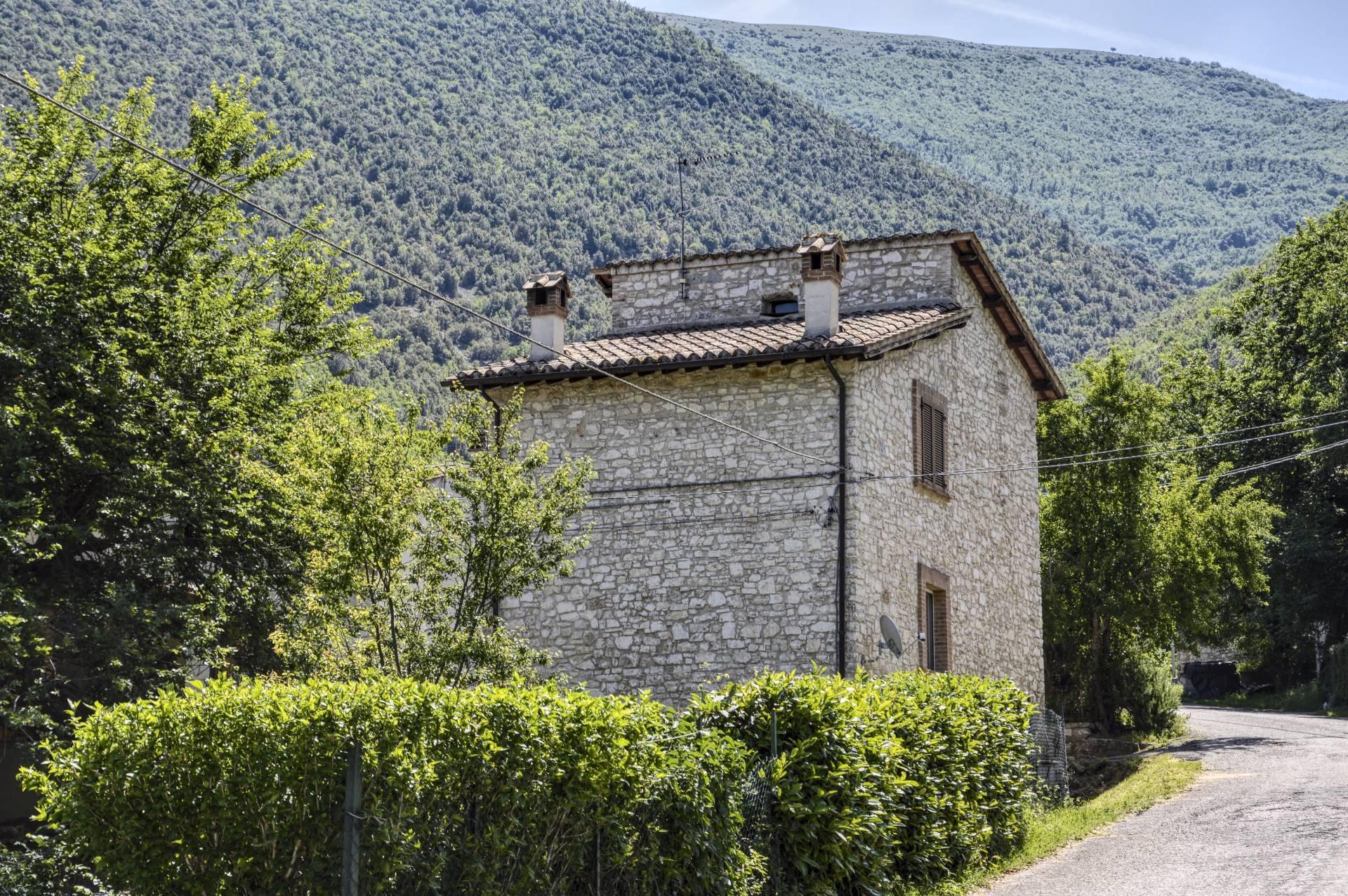Rustico / Casale in vendita a Ferentillo, 3 locali, zona Zona: Terria, prezzo € 50.000 | Cambio Casa.it