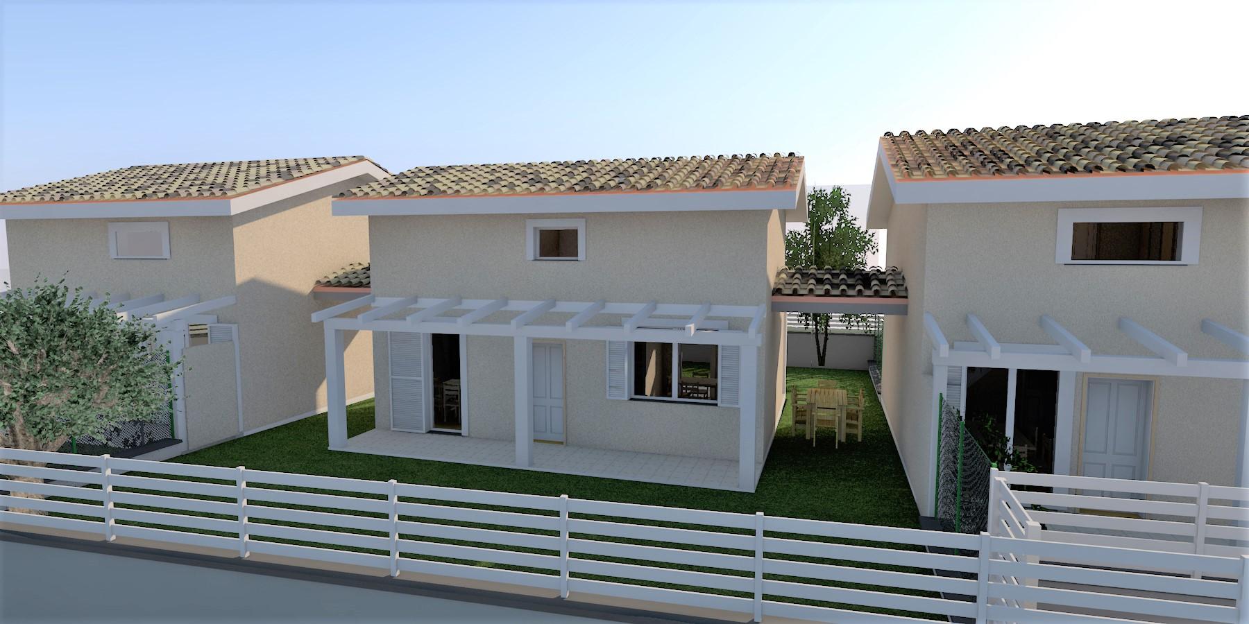 Villa in vendita a Vitorchiano, 4 locali, zona Località: Paparano-Sodarella, prezzo € 160.000 | CambioCasa.it