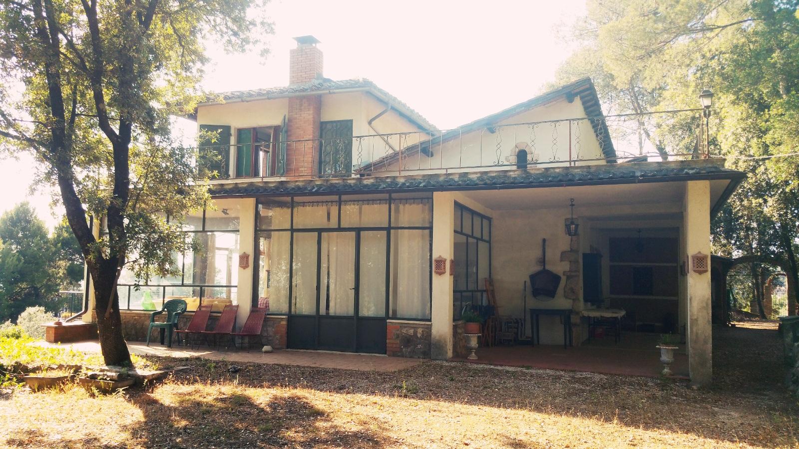 Villa in vendita a Otricoli, 8 locali, zona Zona: Poggio, prezzo € 270.000   Cambio Casa.it