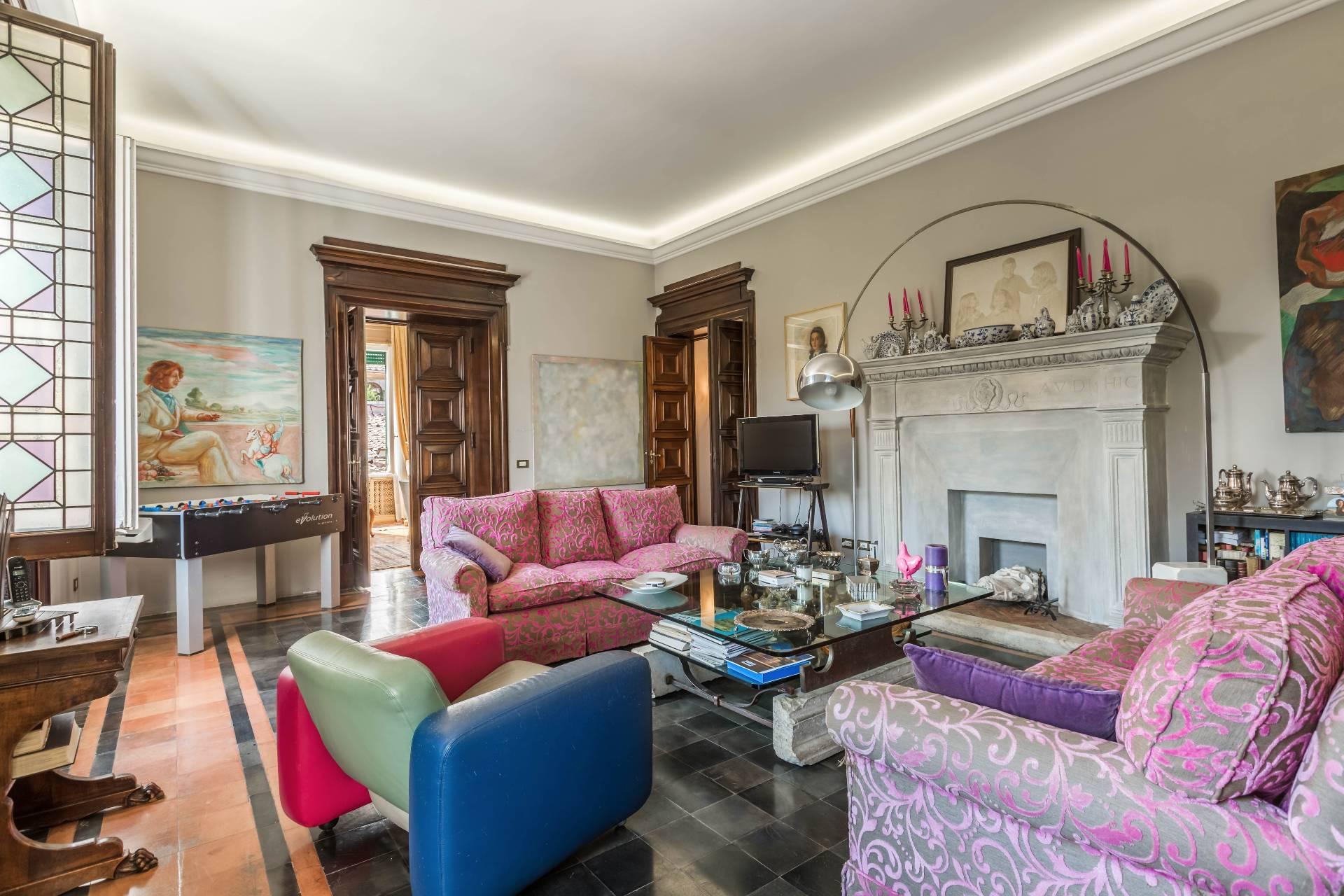 Cbi073 brmq appartamento in vendita a roma nomentano for Grandi planimetrie dell appartamento