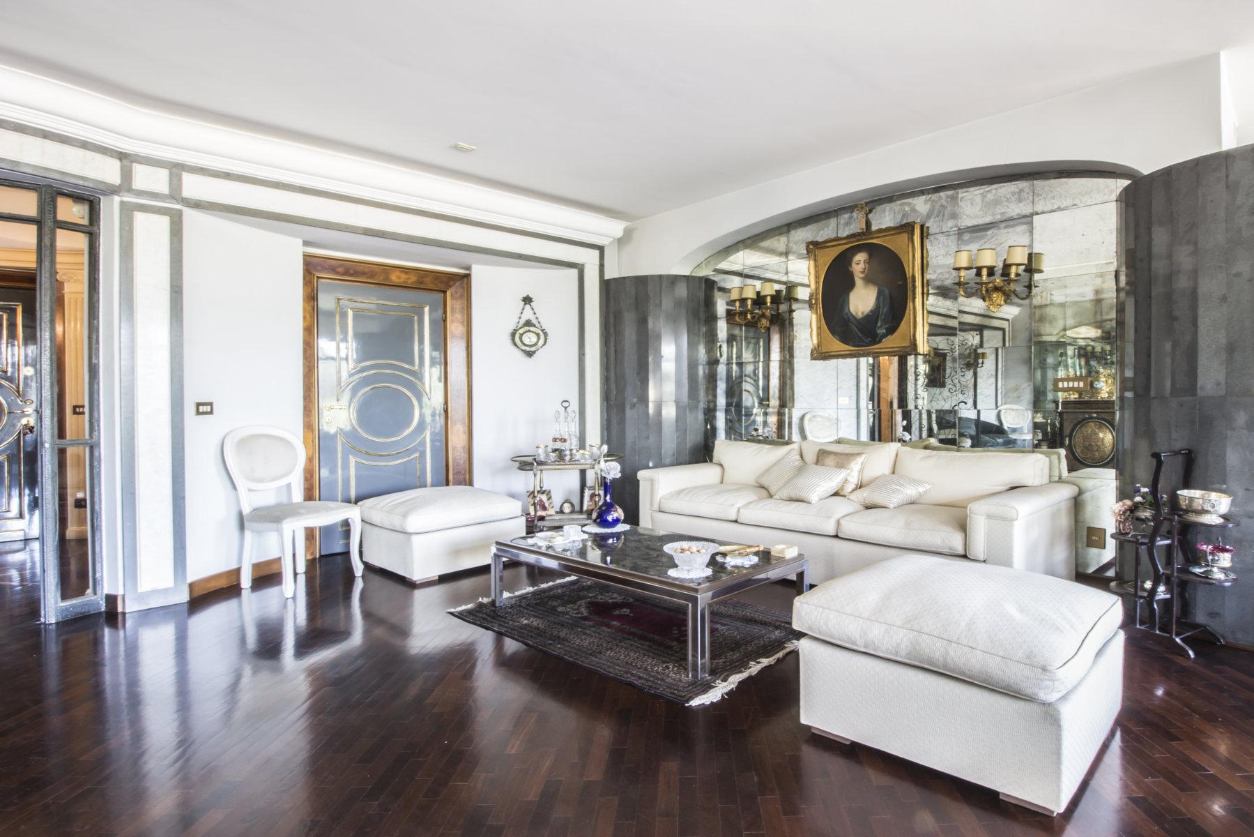 Cbi072 568 ex461 attico in vendita a roma aventino for Aventino immobiliare